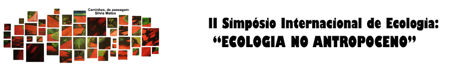 Eventos Programa de Pós-Graduação em Ecologia e Recursos Naturais
